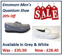 Emsmorn Men's Quantum Shoe